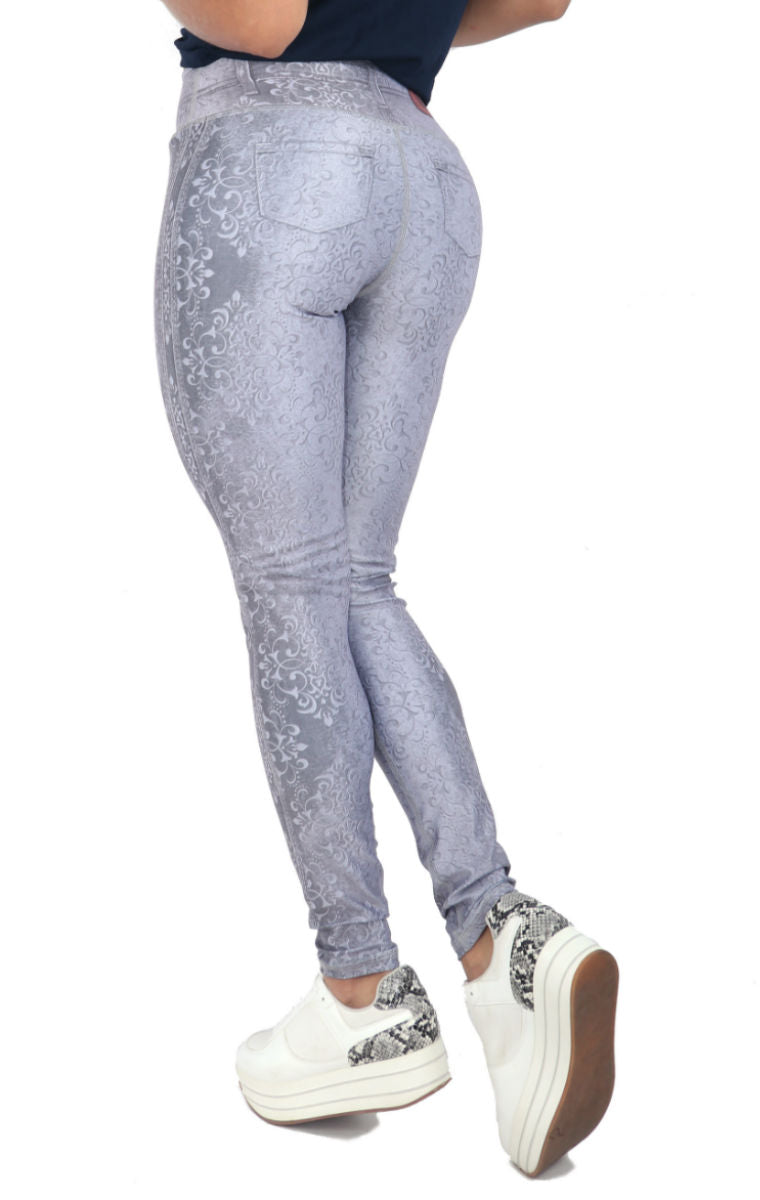FP - Silver Mood Jean Leggings