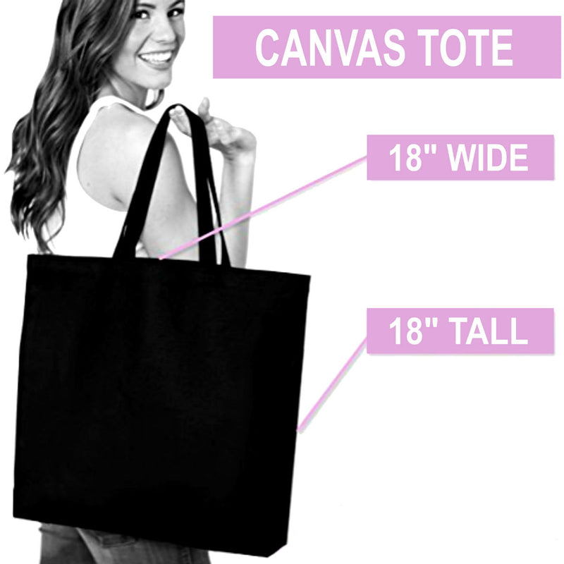 Wild Side Tote - 4 Colors