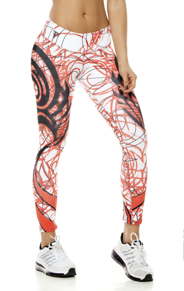 Zodiac - Aries Astrology leggings - Roni Taylor Fit  - 1