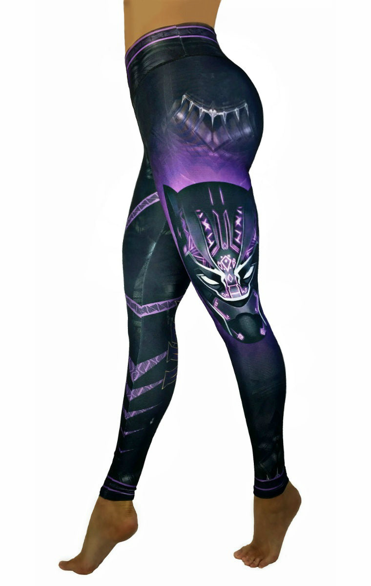 Exit 75 - Black Panther 1 Leggings