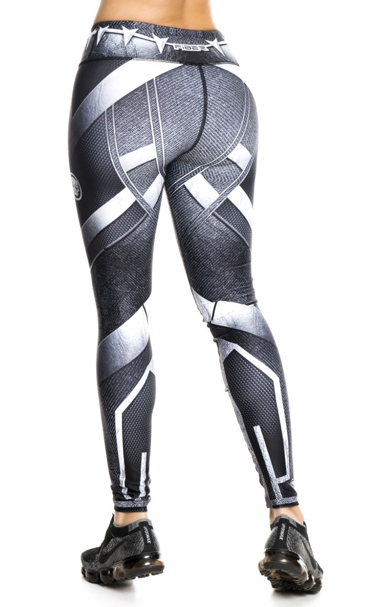Fiber - Warrior Leggings