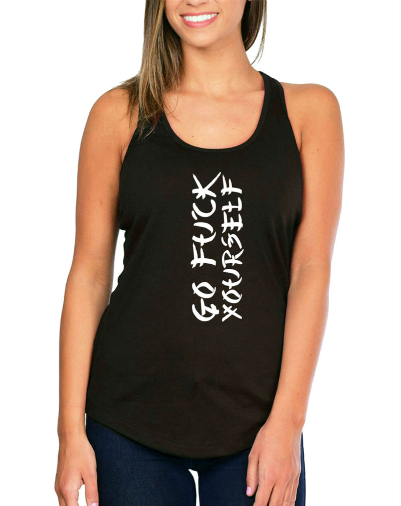Go F**k Yourself Tank Top
