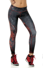 Zodiac - Capricorn Astrology leggings - Roni Taylor Fit  - 1