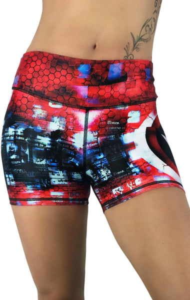 Exit 75 - Captain America Shorts