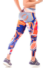 Fiber - Chicago Bears Leggings - Roni Taylor Fit  - 2