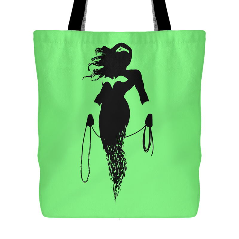 WW Cut-Out Tote - 8 Colors