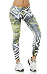 Zodiac - Gemini Astrology leggings - Roni Taylor Fit  - 1