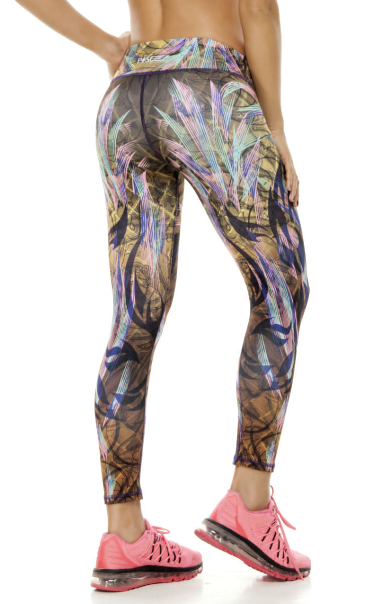 Zodiac - Pisces Astrology leggings - Roni Taylor Fit  - 1