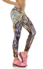 Zodiac - Pisces Astrology leggings - Roni Taylor Fit  - 2