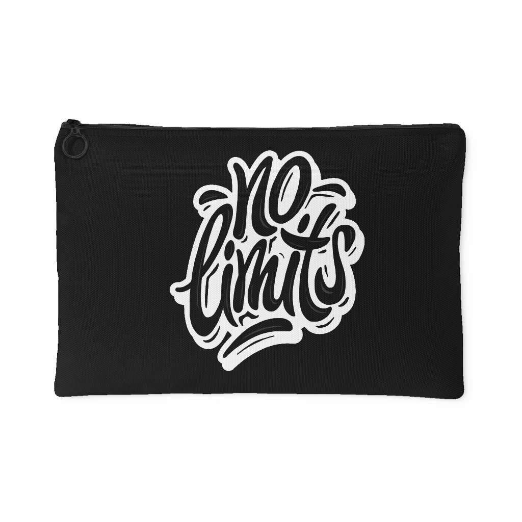 No Limits Accessory Pouch (Black) - 2 Sizes