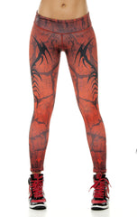 Zodiac - Scorpio Astrology leggings - Roni Taylor Fit  - 1