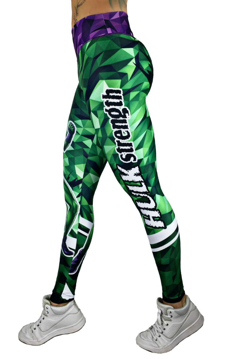 Exit 75 - She Hulk Leggings