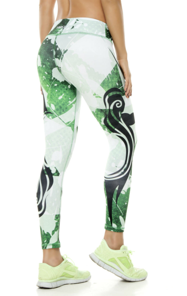 Zodiac - Virgo Astrology leggings - Roni Taylor Fit  - 2