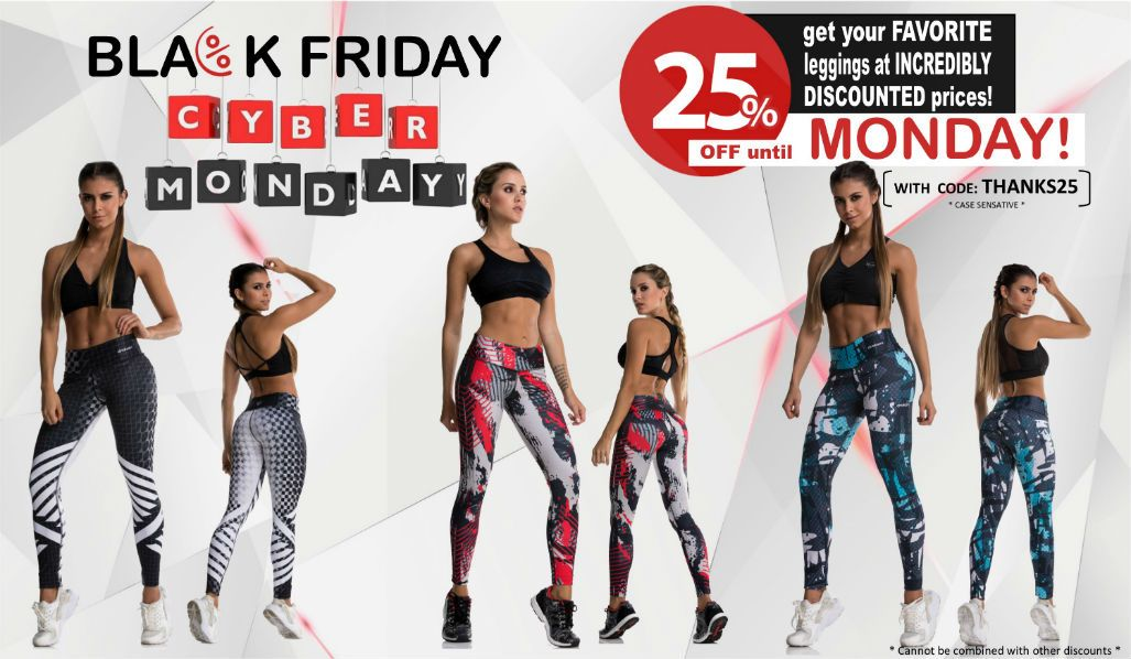 New Drakon leggings collection