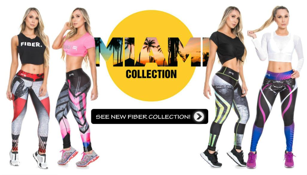 New Fiber Sports leggings collection