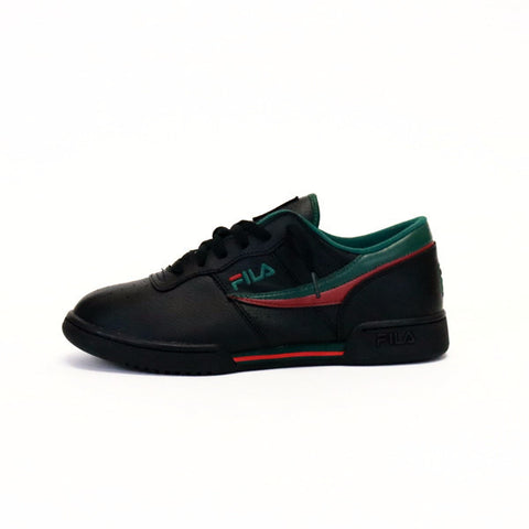 FILA Original Fitness - Black/Green