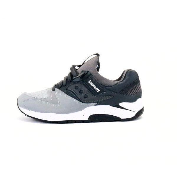 Saucony Grid 9000 - Gray/Charcoal