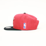 Chicago Bulls SnapBack Hat - Red