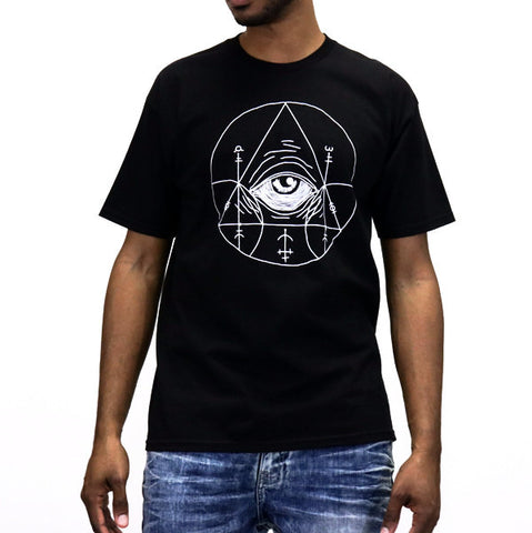 Black Scale Doom of Malentay T-Shirt - Black