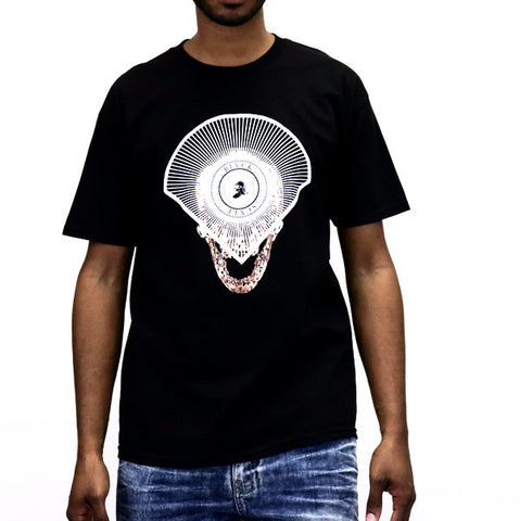 Black Scale Puresilver Visions T-Shirt - Black