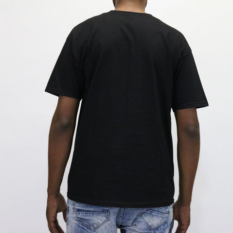 Black Scale Dark Rebel T-Shirt - Black