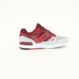 Saucony Grid SD - Red/Light Grey