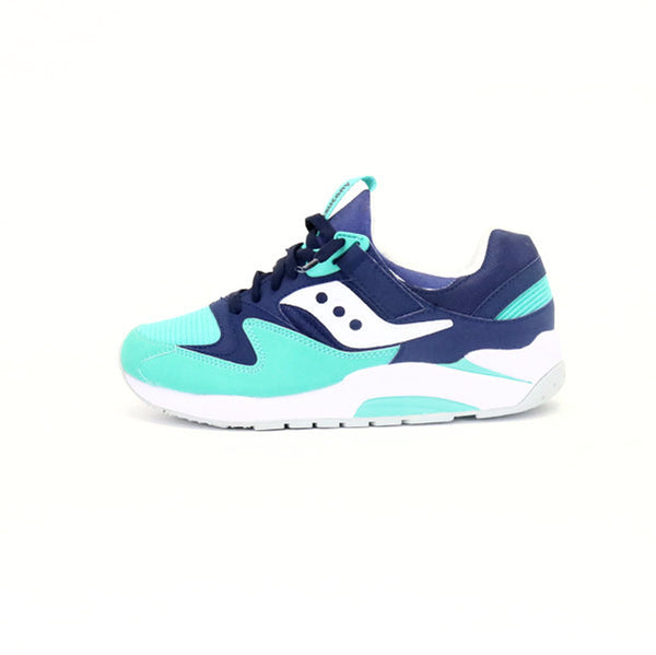 Saucony Grid 9000 - Navy/Green