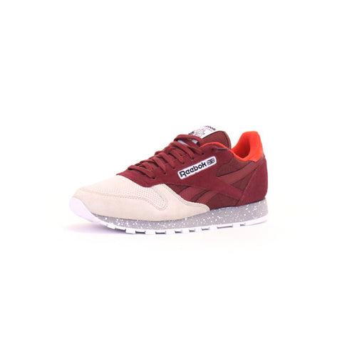 Reebok Classic Suede - Red