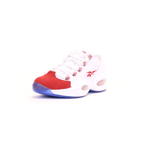 Reebok Question Low - White/Red