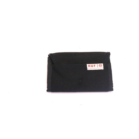 HUF Trifold Wallet - Black
