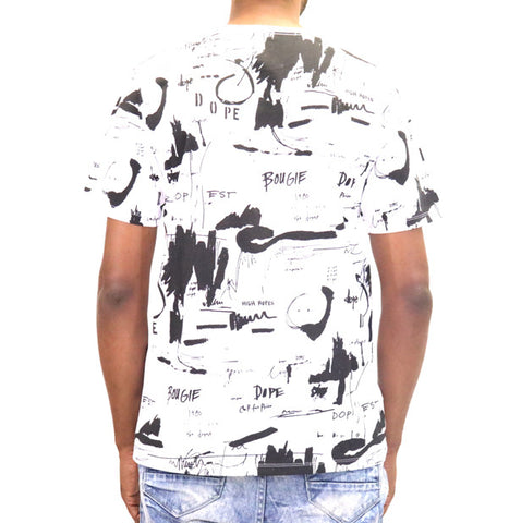 DOPE Ink Study Tee T-Shirt - White