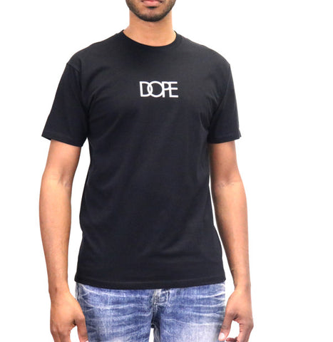 DOPE Unlimited Logo Tee T-Shirt - Black