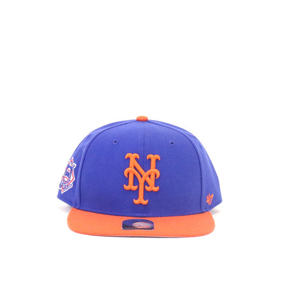 New York Mets Snapback  - Royal Two Tone