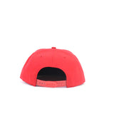 NJ Devils Vintage Snapback - Red