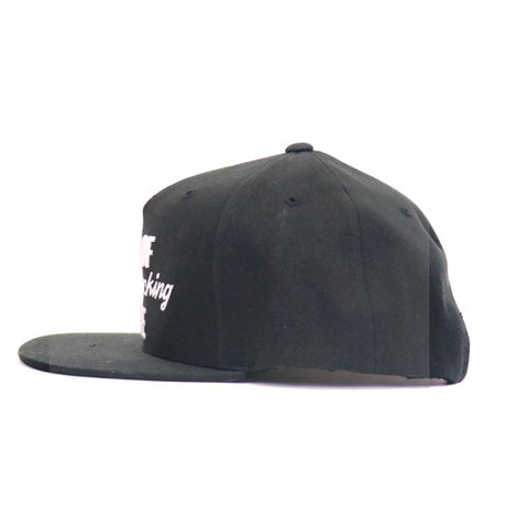 Hall of Fame Mother F Snapback - Black