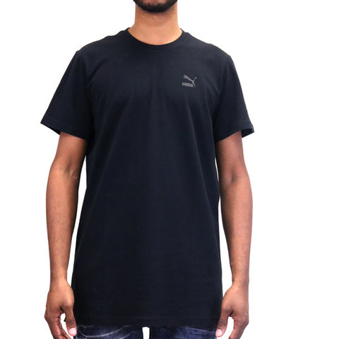 Puma Evo Long Tee T-Shirt - Black