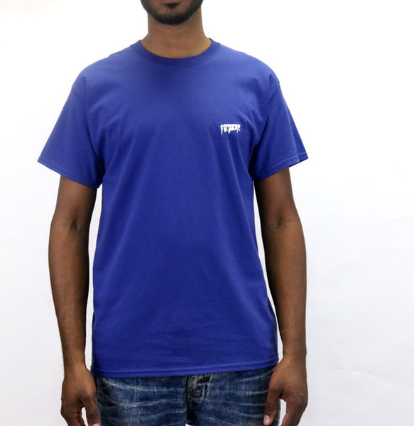 10 Deep Sound & Fury T-Shirt - Blue