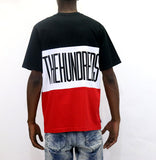 The Hundreds Block T-Shirt - Black