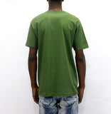 Undefeated Blinded Strike T-Shirt - Olive