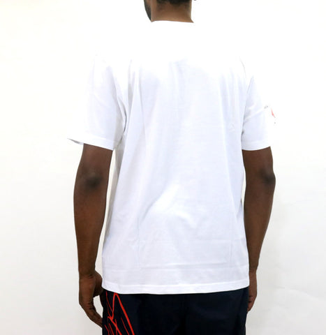 Staple Pigeon Map Logo T-Shirt - White