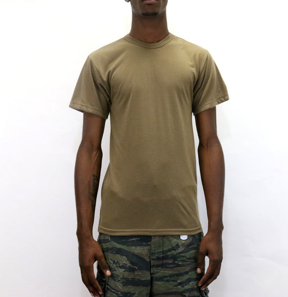 Rothco Moisture Wicking T-Shirt - Brown