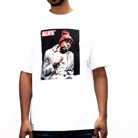 ALIFE Jessie Edwards for ALIFE T-Shirt - White