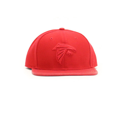 Atlanta Falcons Counterstrike Snapback Hat - Red