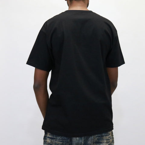 HUF DBC Sports T-Shirt - Black