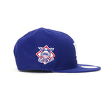 Los Angeles Dodgers Snapback Hat - Blue