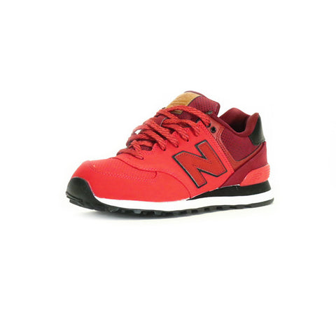 New Balance 574 GPE - Red / Dark Red