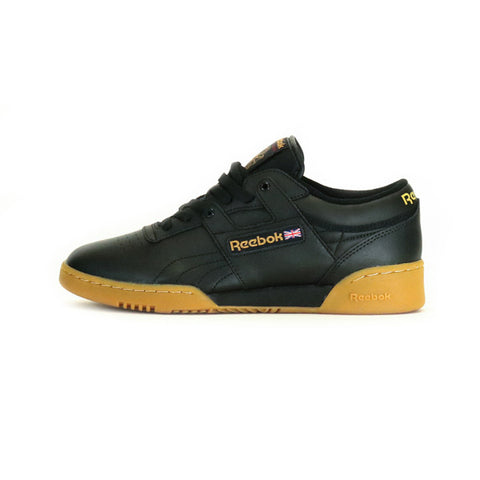 Reebok Classic Workout Low - Black / Gum