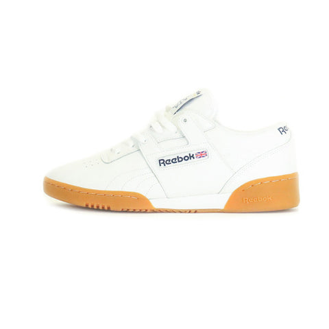 Reebok Classic Workout Low - White / Gum