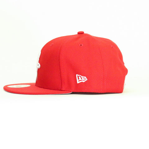 Houston Rockets Snapback Hat - Red