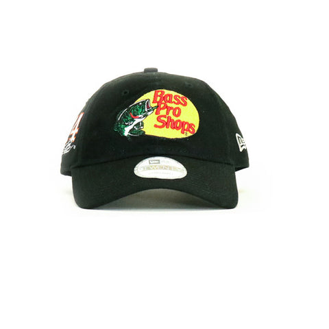 Tony Stewart Bass Core Classic Strapback Hat - Black